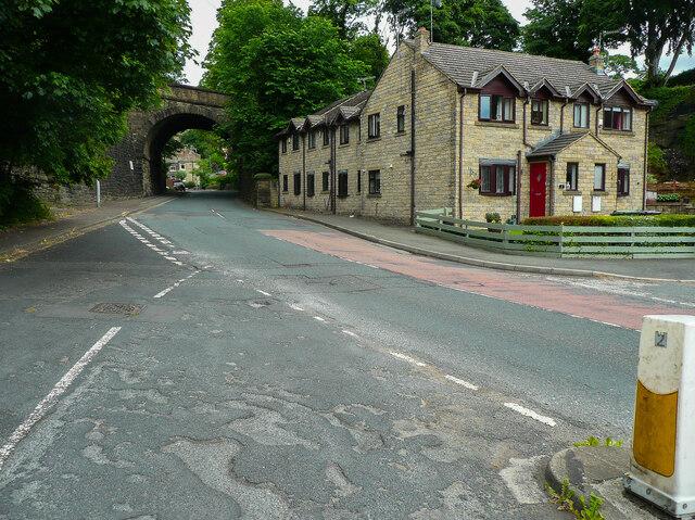Bridge Street, Berry Brow, Huddersfield