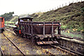 NZ2057 : Tanfield railway - work at Andrews House Station by Chris Allen