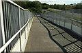 SX8376 : Stover Way Bridge by Derek Harper