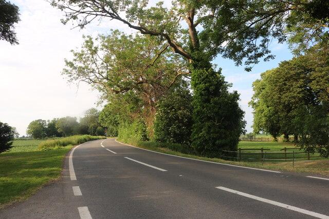 Chatteris Road north of Somersham
