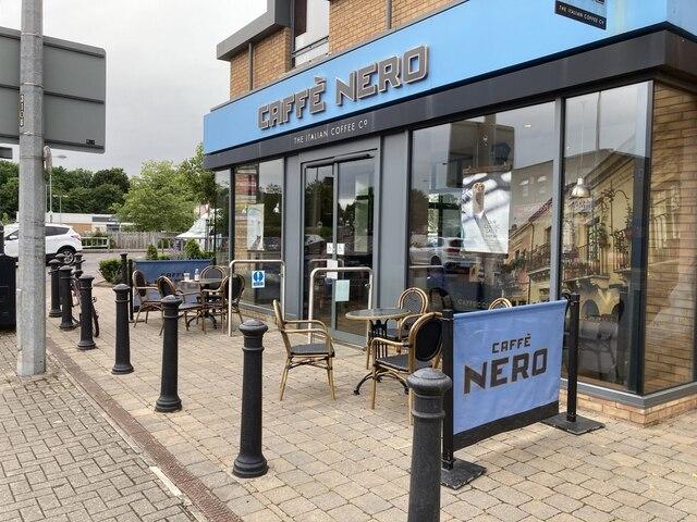 Caffè Nero, Omagh