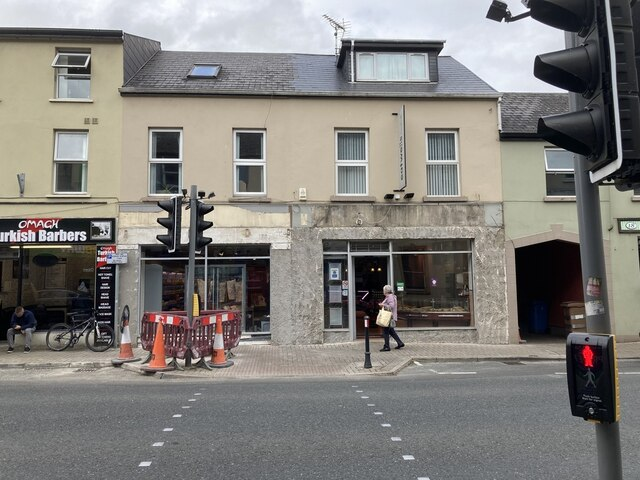 Renovations to butcher's shop, Campsie Road, Omagh