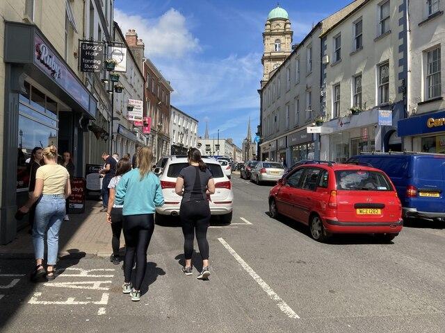 Townhall Street, Enniskillen