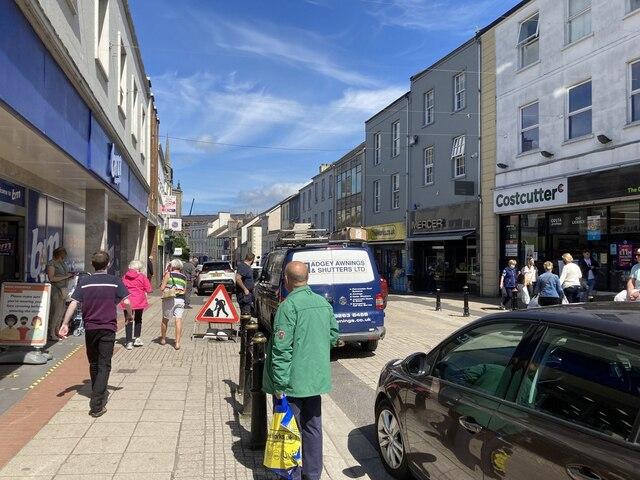 High Street, Enniskillen