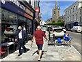 H2344 : Church Street, Enniskillen by Kenneth  Allen