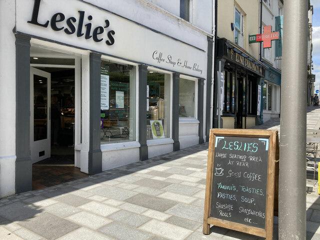 Leslie's, Enniskillen