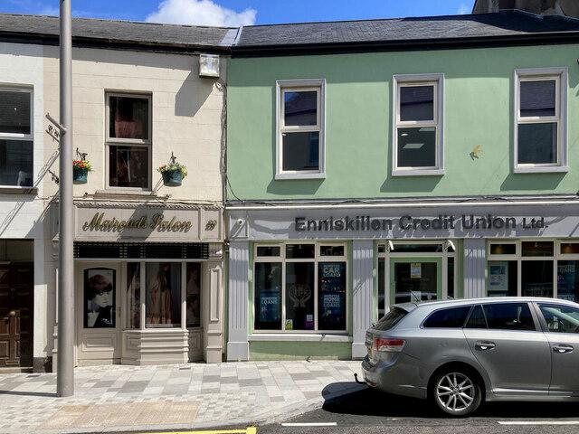 Mairead's Salon / Credit Union, Enniskillen