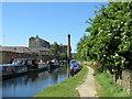 SE1516 : Canal path, Huddersfield by Malc McDonald