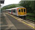 SO1501 : Class 769 dmu at Brithdir station by Jaggery