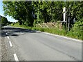 SN5519 : Old level crossing gate by Philip Halling