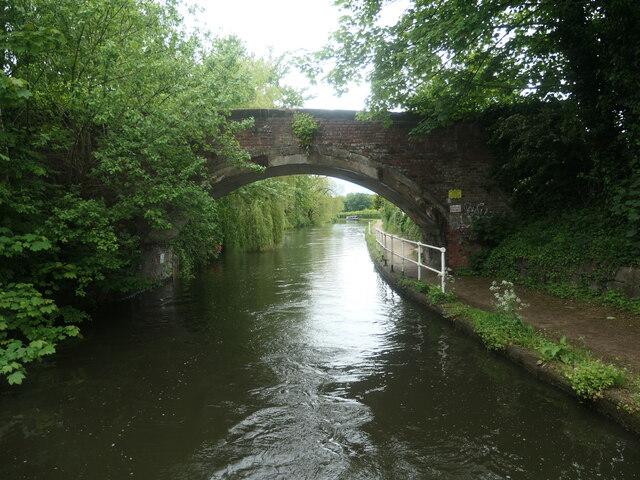 Seamon's Moss Bridge [no 29], from the east