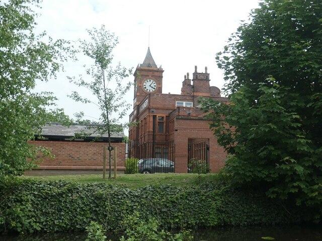 Former Linotype factory, Broadheath