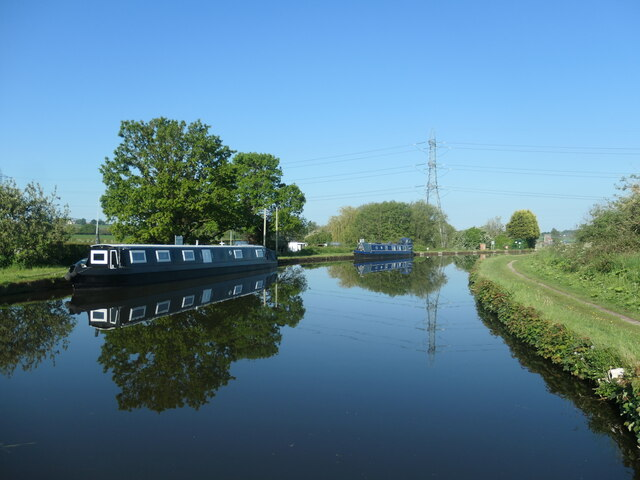 Bridgewater Canal, near Yewtree Farm