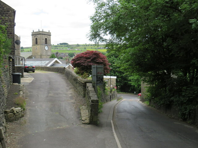 Ivy Mount and Bank Gate, Slaithwaite