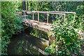 TQ2648 : Footbridge by Ian Capper