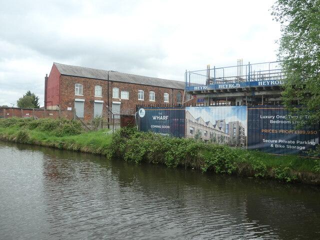 Coming soon, The Wharf, Altrincham