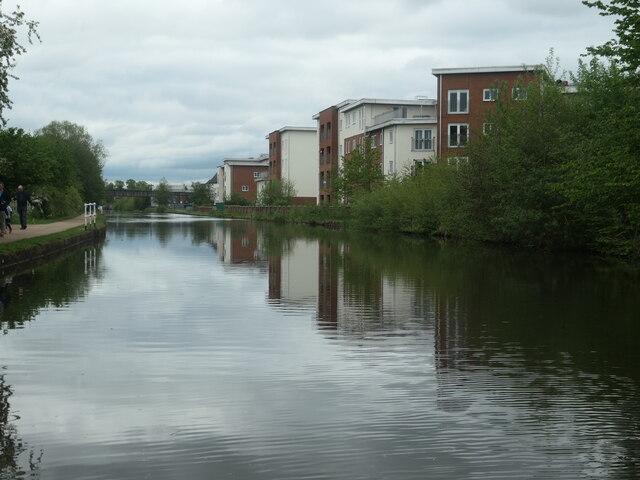 The Bridge Apartments, Deansgate Lane, Timperley