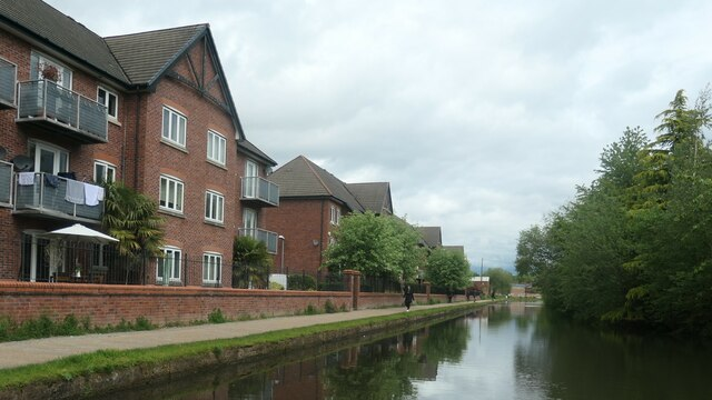 Housing in the Waterside development, Sale