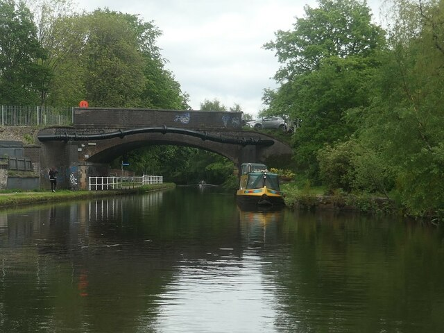 Rowers approaching Whites Bridge [no 36]