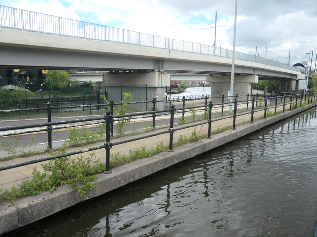 Bridgewater Canal and Manchester Ship Canal