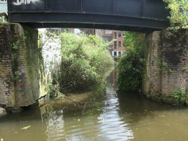 Private canal basin, east of Hulme Hall Road bridge [no 99]