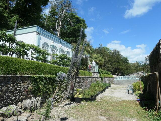 The Palm House, Yewbarrow House
