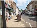 NT6520 : Jedburgh High Street by Jim Barton