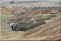 NT2466 : Midlothian Snowsports Centre, Hillend by Graeme Yuill