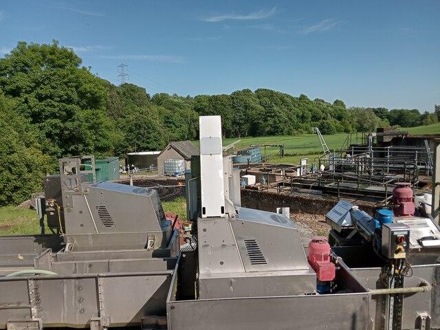 Westfield Waste Water Treatment Works