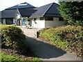 NY2623 : The Cumbria Way by Keswick Leisure Pool by Adrian Taylor