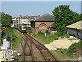 TA1766 : Train arriving at Bridlington by Malc McDonald