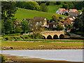 NU2410 : The Duchess' Bridge, Alnmouth by David Dixon