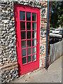SU7886 : Telephone Kiosk in Hambleden Village (1) by David Hillas