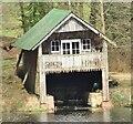 SU9941 : Winkworth Arboretum - Boat House by Colin Smith