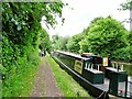 SO8596 : Towpath Picnic by Gordon Griffiths