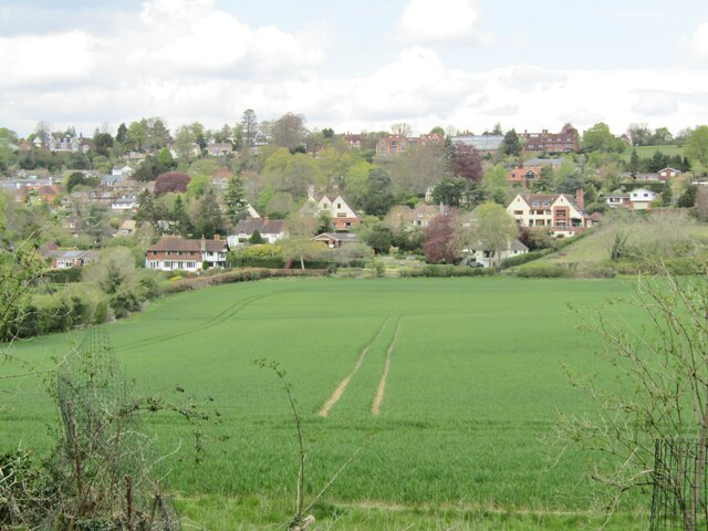 Guildford - Rural-Urban Fringe
