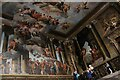 TQ1568 : Hampton Court Palace - The Grand Staircase (2) by Martin Tester