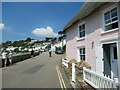 SW8432 : Marine Parade St Mawes by Roy Hughes