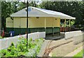 TL1759 : St Neots - Miniature Railway Station by Colin Smith