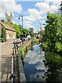 TL1860 : St Neots - Brook Street by Colin Smith