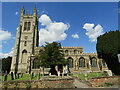 TL1860 : St Neots - St Mary's Church by Colin Smith