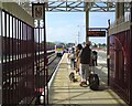 SH7881 : Train at Llandudno by Gerald England
