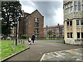 TQ3371 : Heading home after school past Kingswood House, Kingswood Estate, East Dulwich by Robin Stott