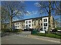 SE1838 : Elm Tree Court, Ellar Carr Road by Stephen Craven