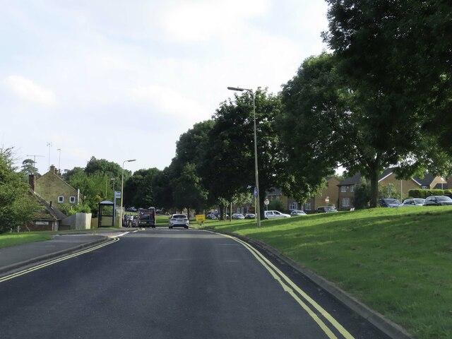 Woodgreen Avenue in Banbury