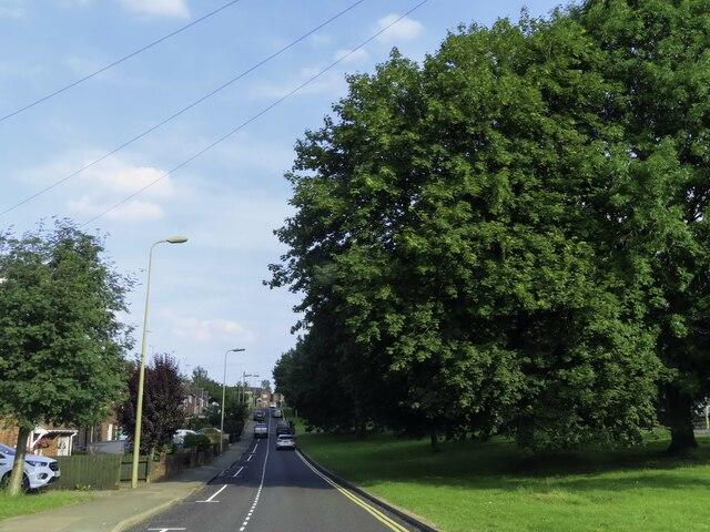 Queensway in Banbury