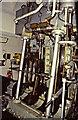 SH4763 : Caernarfon Harbour - Seiont II main engine by Chris Allen