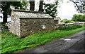 NY7407 : Stone building near Waitby School by Luke Shaw