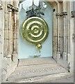 TL4458 : Cambridge - Corpus Clock by Colin Smith