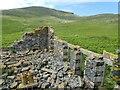 NL5683 : Mingulay - former chapel by Rob Farrow